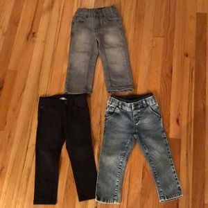 Other - 3 pairs of boys sz 2T jeans